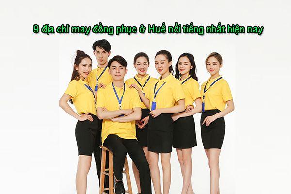 Review 9 địa chỉ may đồng phục ở Huế nổi tiếng nhất hiện nay
