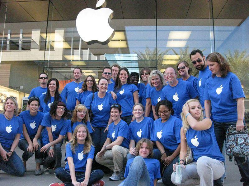 Đồng phục Apple có đặc điểm gì nổi bật và khác biệt?