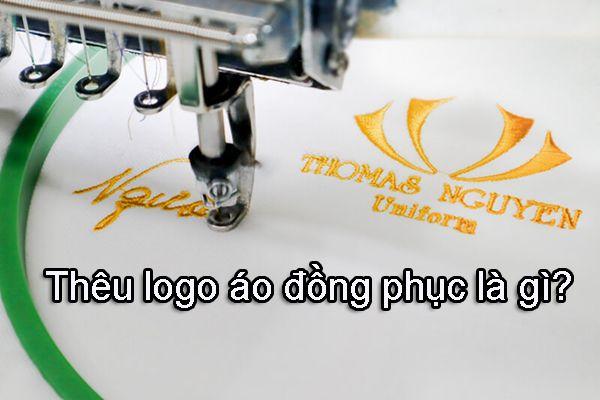 Thêu logo áo đồng phục là gì? Những cách thêu chữ cái lên vải