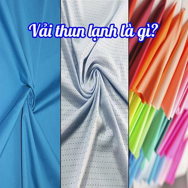 Vải thun lạnh là gì? Ưu điểm, nhược điểm và giá thành vải thun lạnh