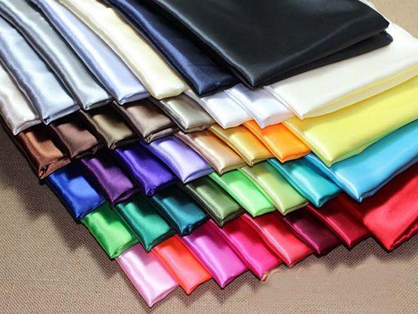 Vải satin là vải gì? Nguồn gốc, phân loại và ứng dụng của vải satin