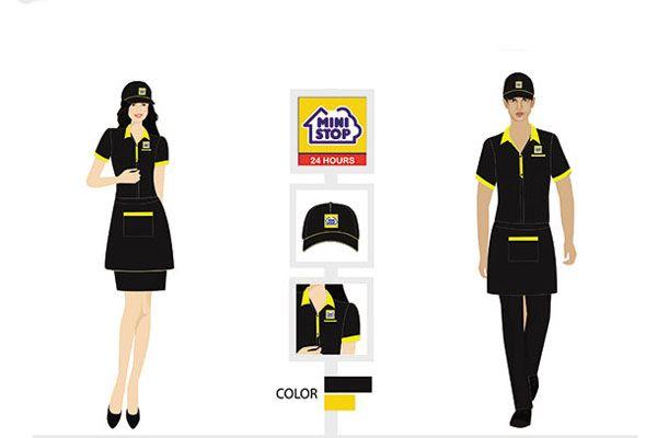 Tại sao đồng phục Ministop lại rất được khách hàng ưa thích?