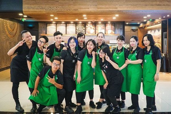 Đồng phục Starbucks: Quyền lực tối cao đằng sau những sắc màu