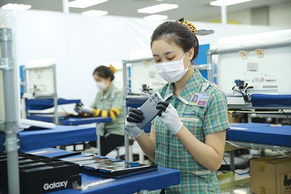 Áo đồng phục Samsung: Đa dạng, chuyên nghiệp và ấn tượng