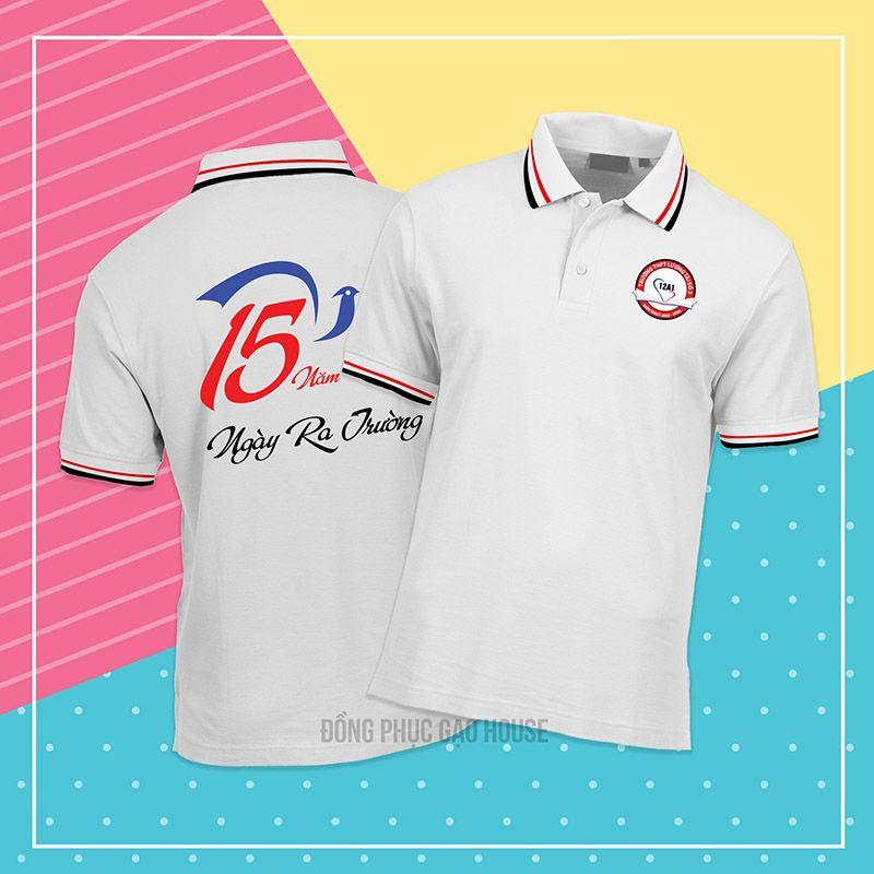 Mẫu áo đồng phục họp lớp XHL014 - Gạo House