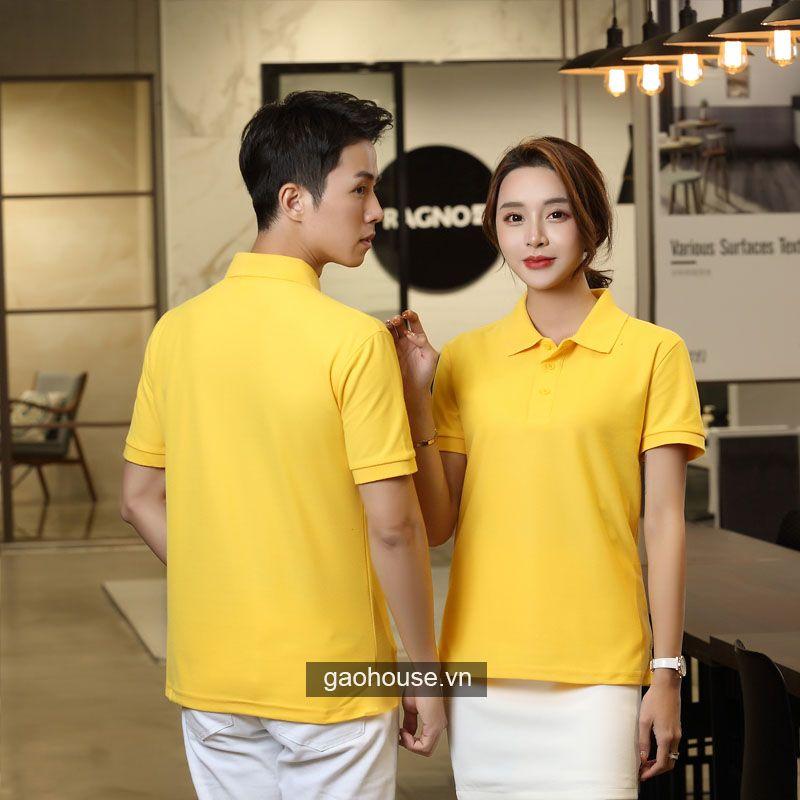 Mẫu áo đồng phục công ty XCT003 - Gạo House