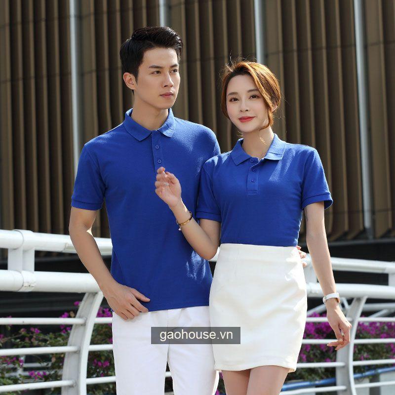 Mẫu áo đồng phục công ty XCT006 - Gạo House