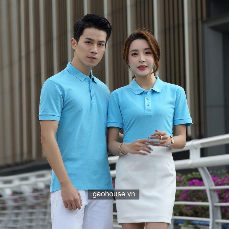 Mẫu áo đồng phục công ty XCT009 - Gạo House