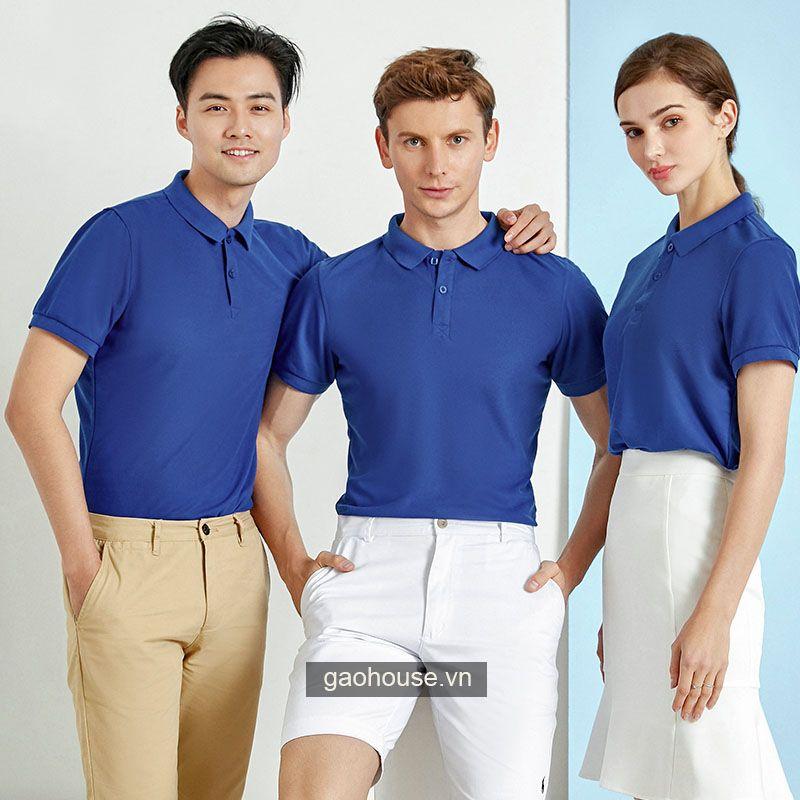 Mẫu áo đồng phục công ty XCT011 - Gạo House