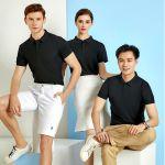 Mẫu áo đồng phục công ty XCT012 - Gạo House