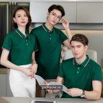 Mẫu áo đồng phục công ty XCT016 - Gạo House