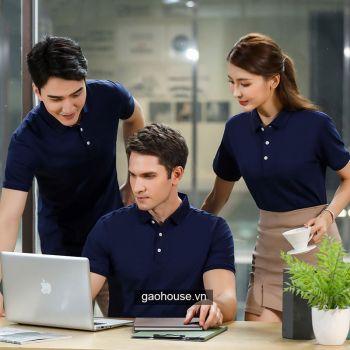 Đồng phục công ty XCT018