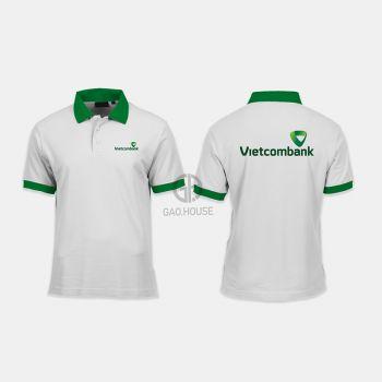 Áo thun đồng phục ngân hàng Vietcombank XNH004