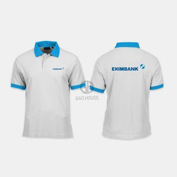 Áo thun đồng phục ngân hàng Eximbank XNH014