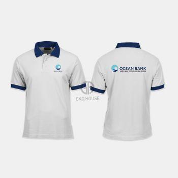 Áo thun đồng phục ngân hàng Oceanbank XNH015
