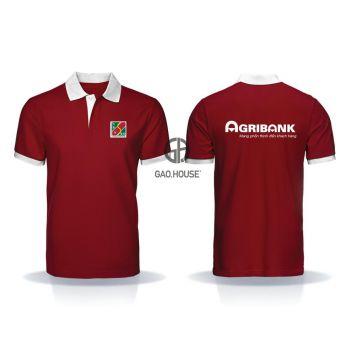 Áo thun đồng phục ngân hàng Agribank XNH018