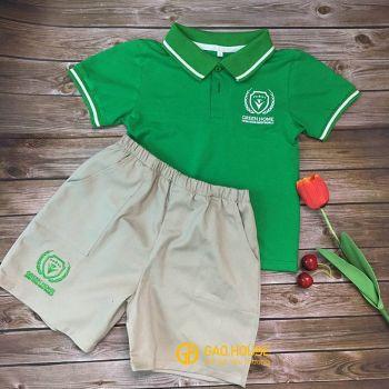 Đồng phục mầm non XMN014