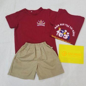Đồng phục mầm non XMN015