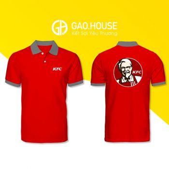 Áo đồng phục KFC XNH001