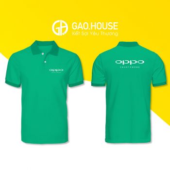 Áo đồng phục OPPO XCT032