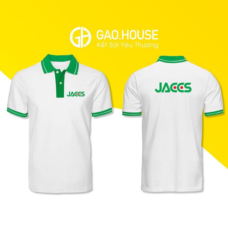 Áo đồng phục công ty tài chính Jaccs XCT033 - Gạo House