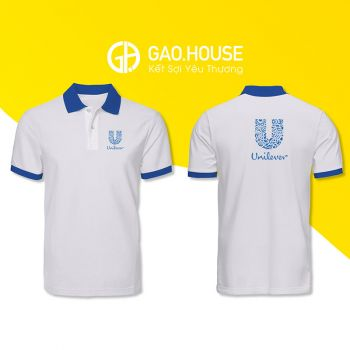 Áo đồng phục tập đoàn Unilever XCT037